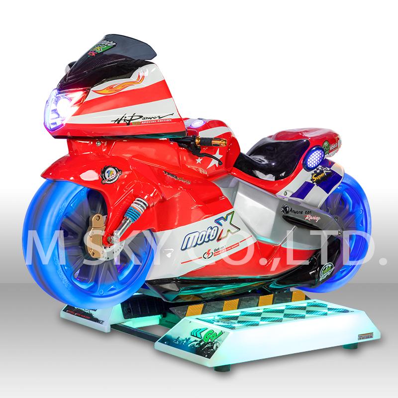 KA-400 金牌摩托
